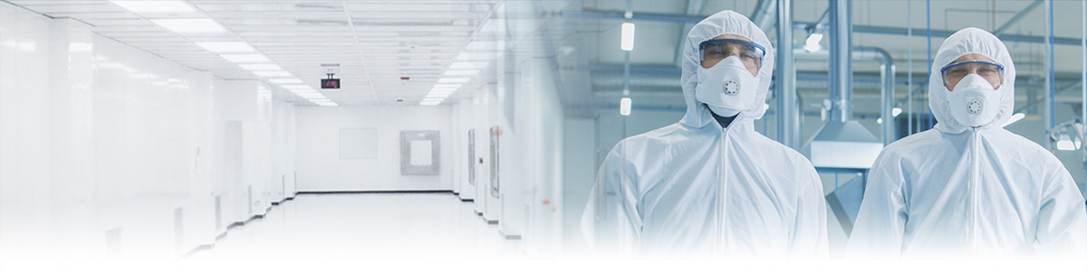 Cleanroom Monitoring Solutions, for air, liquid and viable contamination