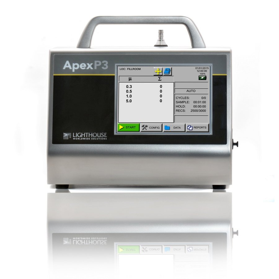 Portable Particle Counters » Lighthouse Worldwide Solutions