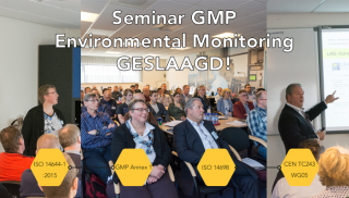 Seminar GMP Environmental Monitoring 23 / 24 March 2017 Medium Image