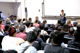 Can Do Lecture At Cal State Fresno Medium Image