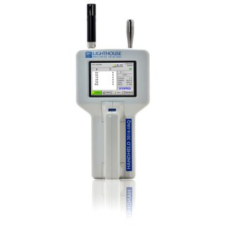 Handheld Particle Counter 3016-IAQ