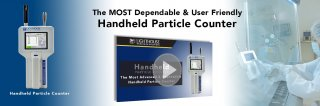 Check out our new 1 minute intro video for Lighthouse Worldwide Solutions Handheld Particle Counter. Medium Image