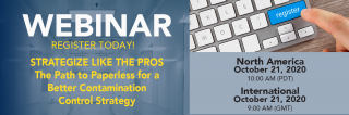 [Upcoming Webinar] Strategize like the Pros: Path to Paperless for Better Contamination Control Strategy Medium Image
