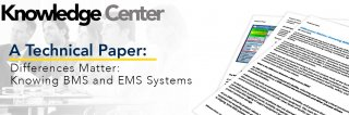 Differences Matter: Knowing BMS and EMS Systems Medium Image