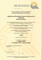 Benelux, ISO 17025:2017 Certificate Small Image