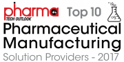 "LIGHTHOUSE WORLDWIDE SOLUTIONS NAMED TO ""TOP 10 PHARMACEUTICAL MANUFACTURING SOLUTION PROVIDERS 2017"" LIST-- PHARMA TECH OUTLOOK MAGAZINE Small Image"