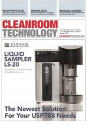 Lighthouse is featured on the cover of the August 2018 issue of Cleanroom Technology. Small Image