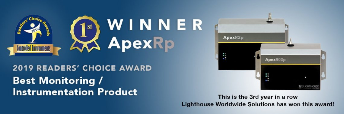 Apexremote from Lighthouse Worldwide Solutions in real time with pump