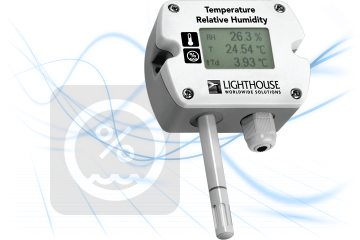 TRH Remote Humidity and Temperature Sensor