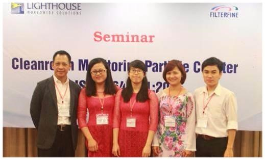 Lighthouse Attended a Seminar in Vietnam Image
